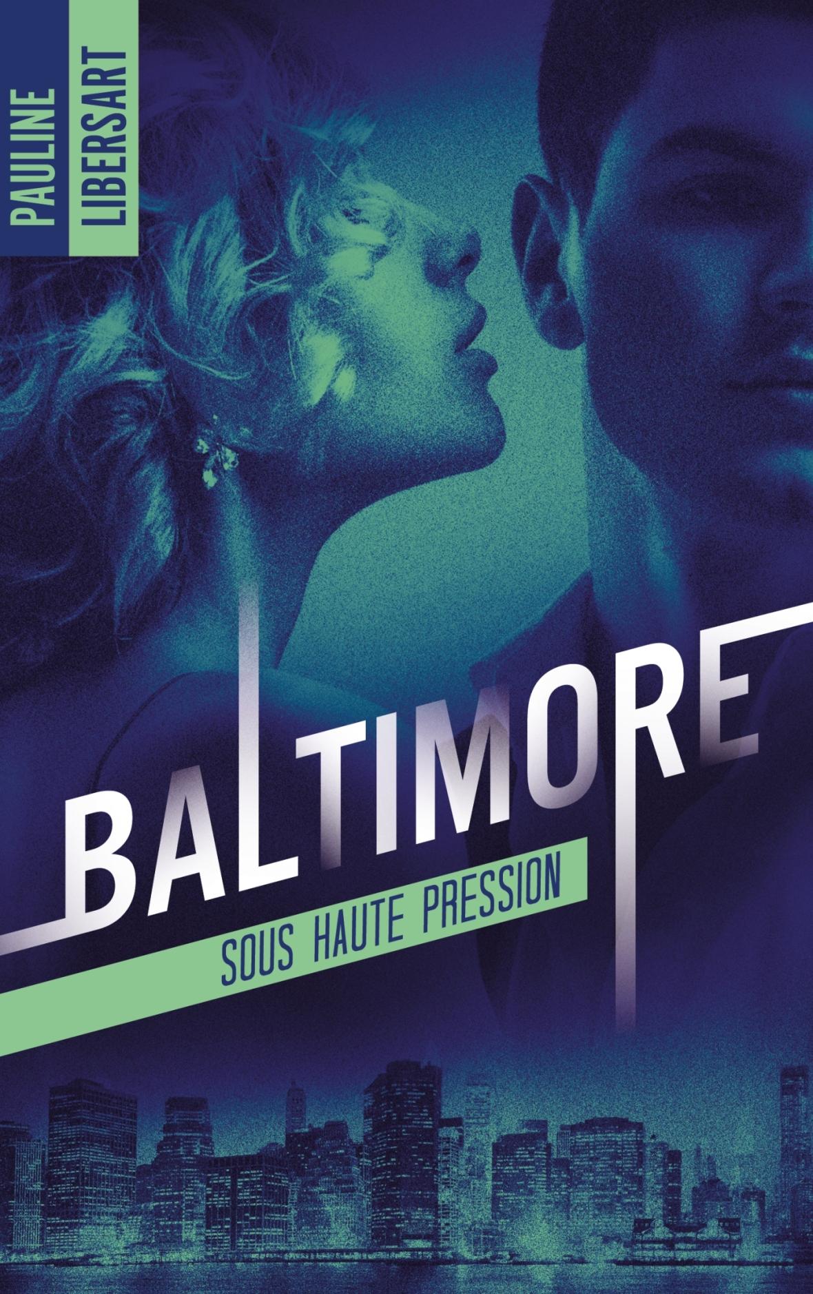 Couverture Baltimore Sous haute pression