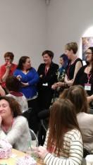 Pauline Libersart, Angéla Morelli, Emily Blaine, Georgia Caldera festival du roman féminin