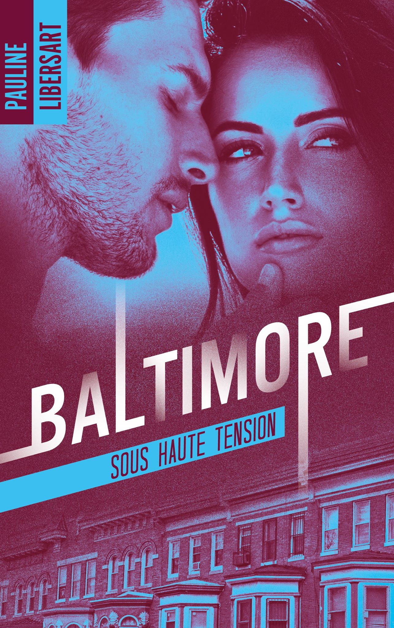 couverture Baltimore sous haute tension